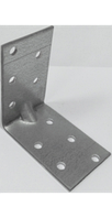 Уголок усиленный с одним ребром жесткости 40x40x40 MBR  47