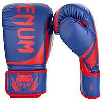 Перчатки боксерские Venum Challenger 2.0 Blue/Red 12oz