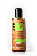 Органический шампунь Soul tree для волос с Лакричником, Шикакай и питательным Кокосовым маслом 120мл