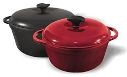 Чугунная эмалированная посуда «Ситон» – качество без компромиссов