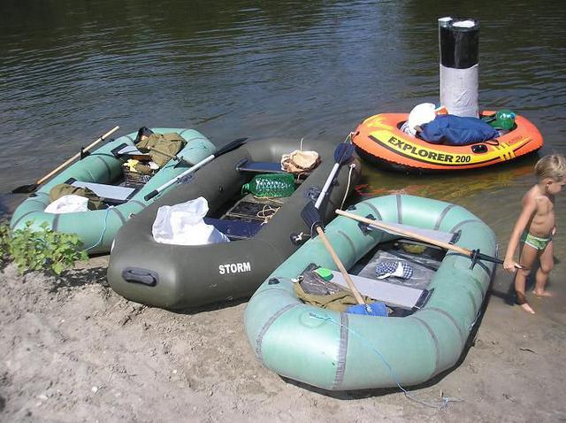 Лодки и аксессуары