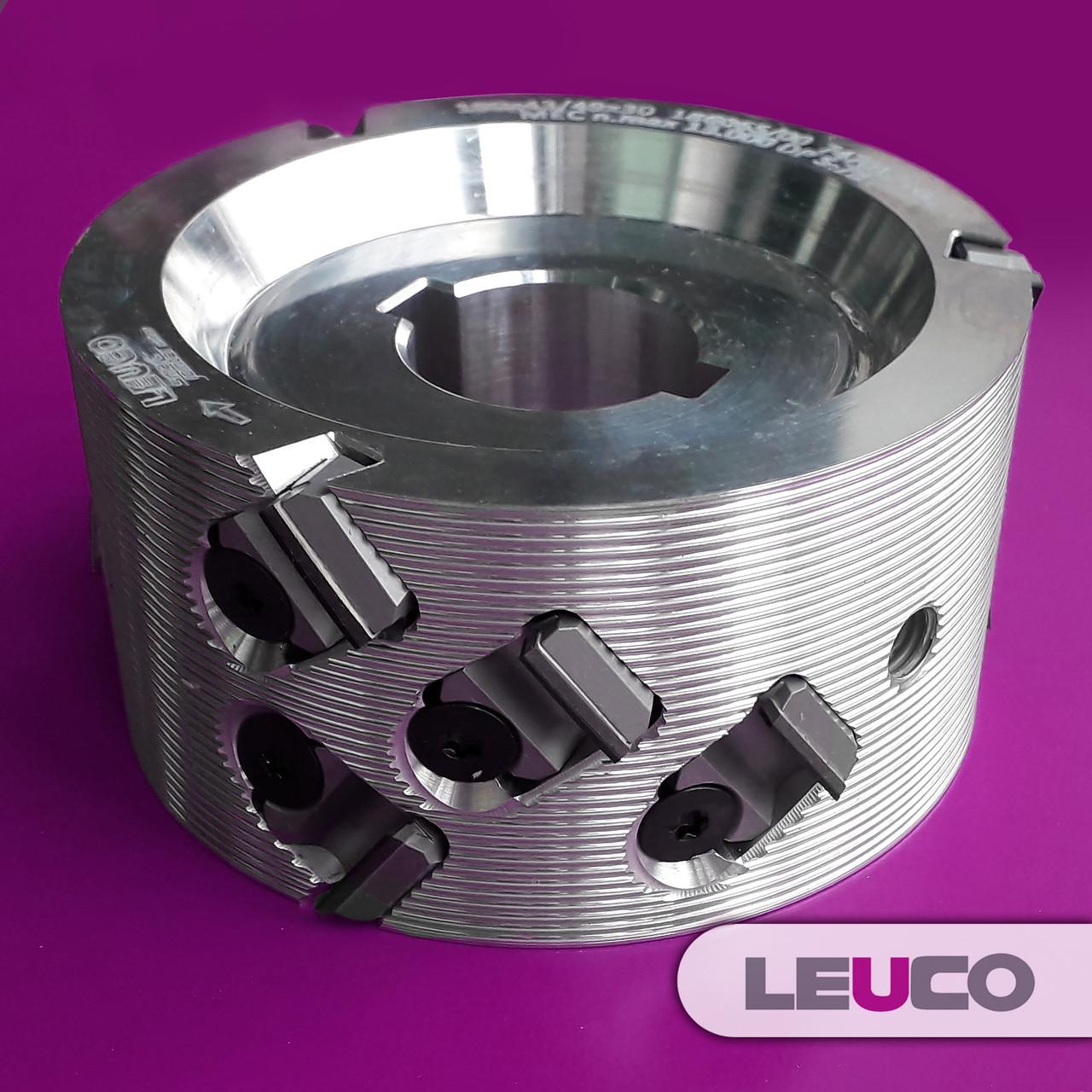 100x43x30, z=3+3 Алмазная фреза для прифуговки под кромку LEUCO DIAMAX SmartJointer airFace DP (Brandt)