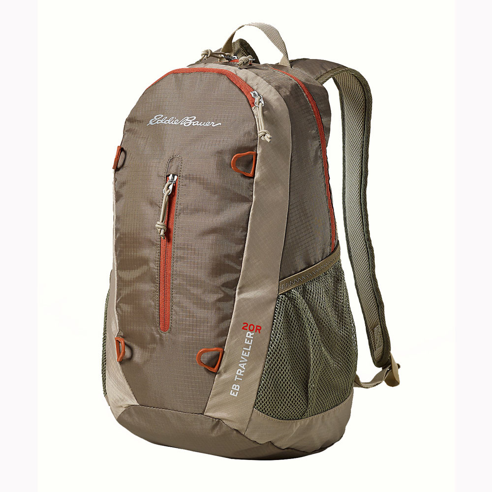 Рюкзак Eddie Bauer Stowaway Packable GGREEN