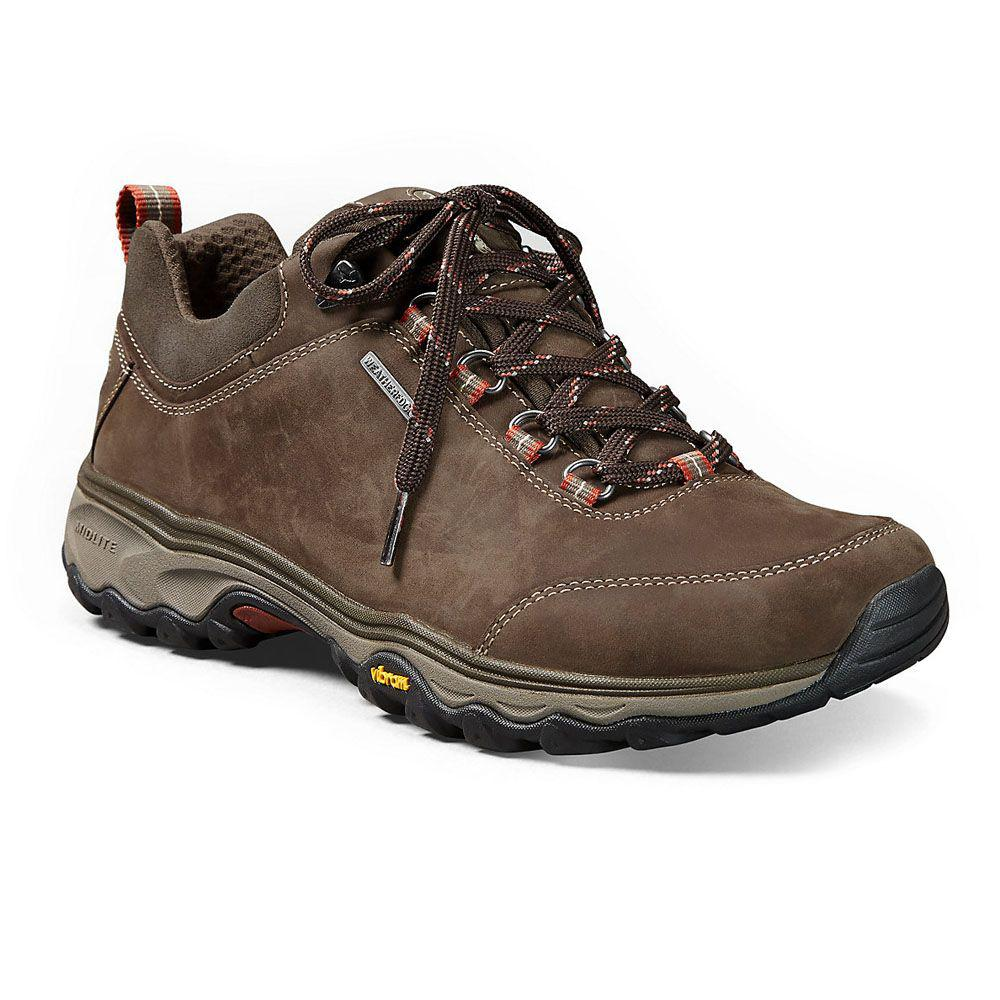 Кроссовки утепленные мужские Eddie Bauer Mens Cairn Hiker Cocoa