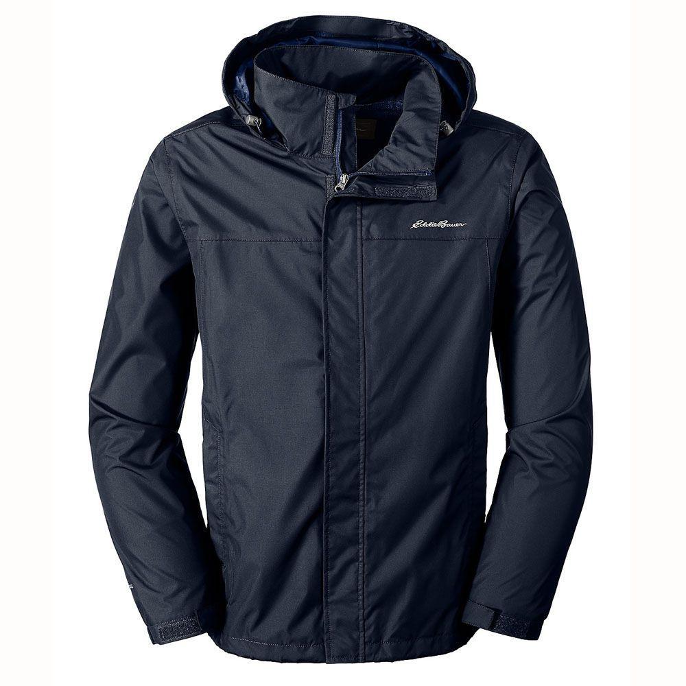 Куртка Eddie Bauer Mens Rainfoil DK BLUE