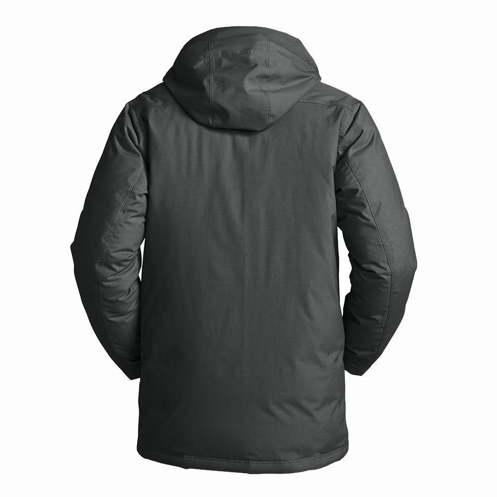 Куртка Eddie Bauer Mens Superior VersaDown Parka CINDER