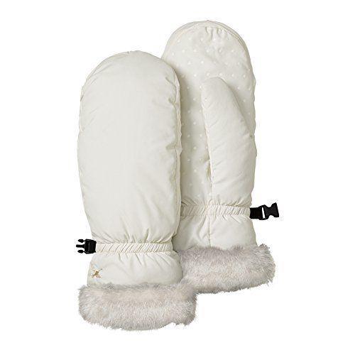 Перчатки Eddie Bauer Womens Essential Down Mittens White