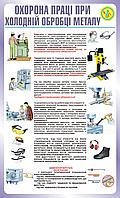 Стенд Охрана труда при холодной обработке металла