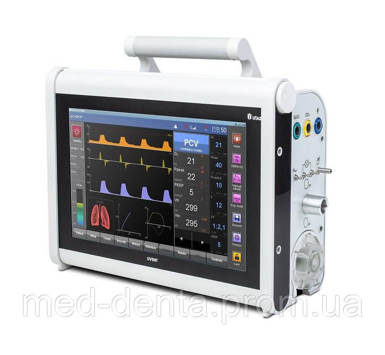 Аппарат искусственной вентиляции легких (ИВЛ) Ювент М  (турбинный) ZOOBLE