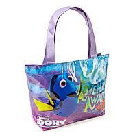 Детская пляжная сумка Finding Dory (В поисках Дори) для девочки (размер 48х32 см) ТМ ARDITEX WD11178, фото 1