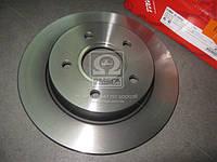 Диск тормозной FORD C-MAX, FOCUS заднего (производитель TRW) DF4372