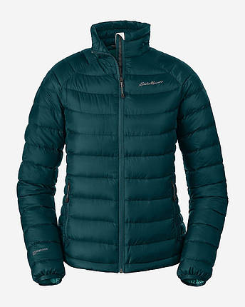Куртка Eddie Bauer Womens Downlight StormDown Jacket DEEP SEA, фото 2