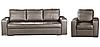 "New! Кожаный комплект мебели ""FX 10"" (3р+1)"