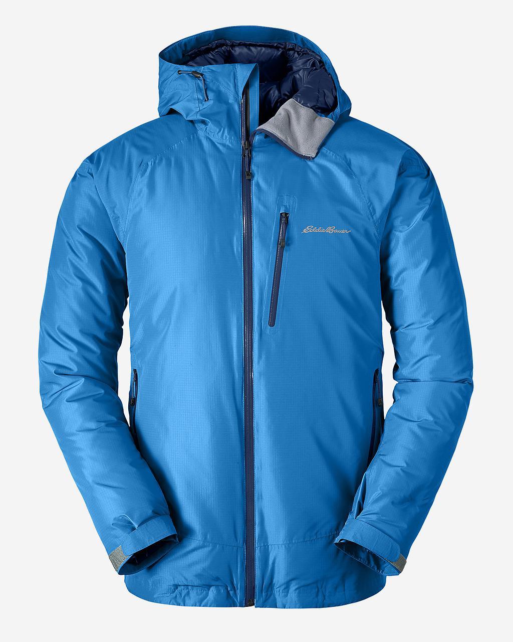 Куртка Eddie Bauer Men BC Downlight StormDown ASCENT BLUE