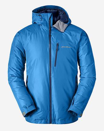 Куртка Eddie Bauer Men BC Downlight StormDown ASCENT BLUE, фото 2