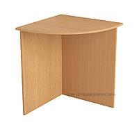 Кутовий елемент для стола робочого (для засідань)