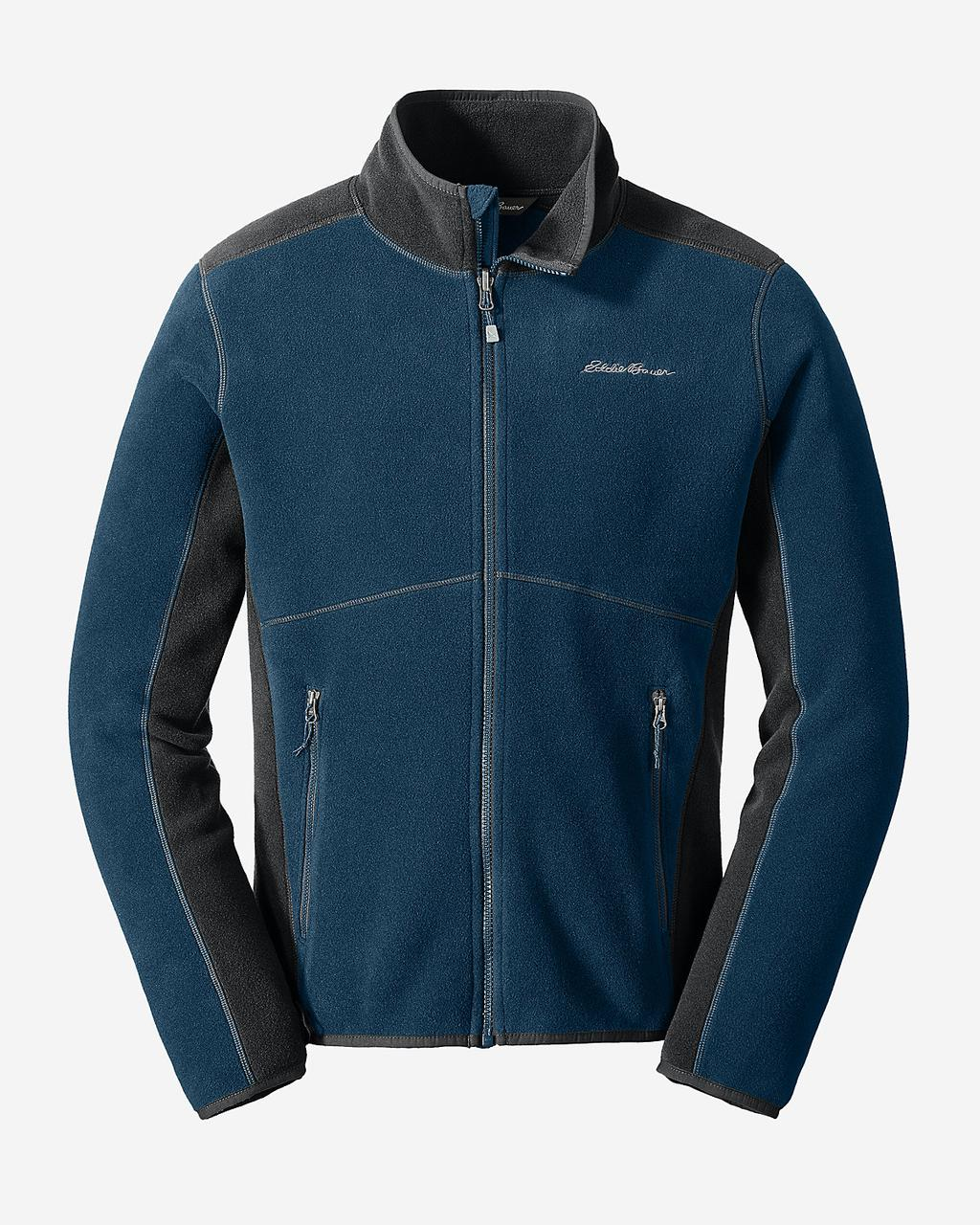 Кофта Eddie Bauer Mens Cascadian Fleece CREEK