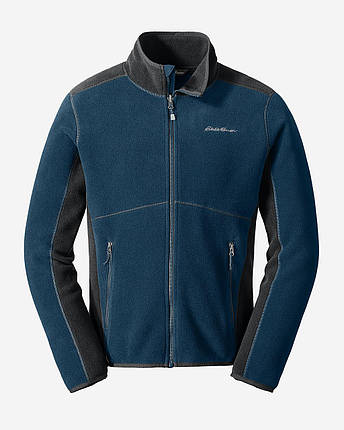 Кофта Eddie Bauer Mens Cascadian Fleece CREEK, фото 2