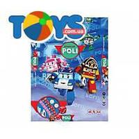 Настольная игра детская «Робокар Поли»