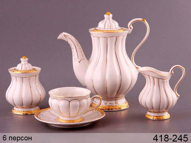 """Lefard Чайный набор (сервиз) """"Версаль"""" 15пр.  418-245, фото 2"""