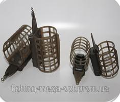 Кормушка фидерная пластиковая с крыльями Gold Fish 30g