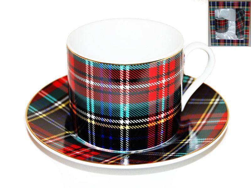 """Lefard Чайный набор (сервиз) """"Шотландия"""" 2пр.  86-1411"""
