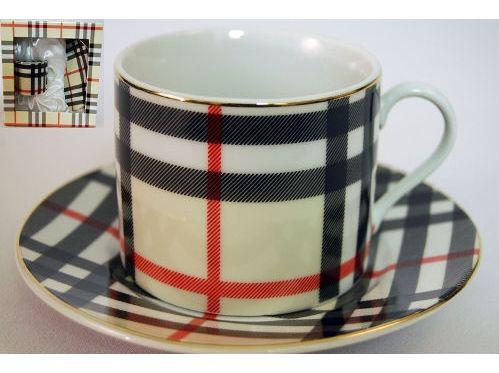 """Lefard Чайний набір (набір) """"Шотландія"""" 2пр. 86-1413"""