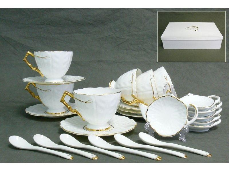 Lefard Чайный набор (сервиз) 24пр. 85-447
