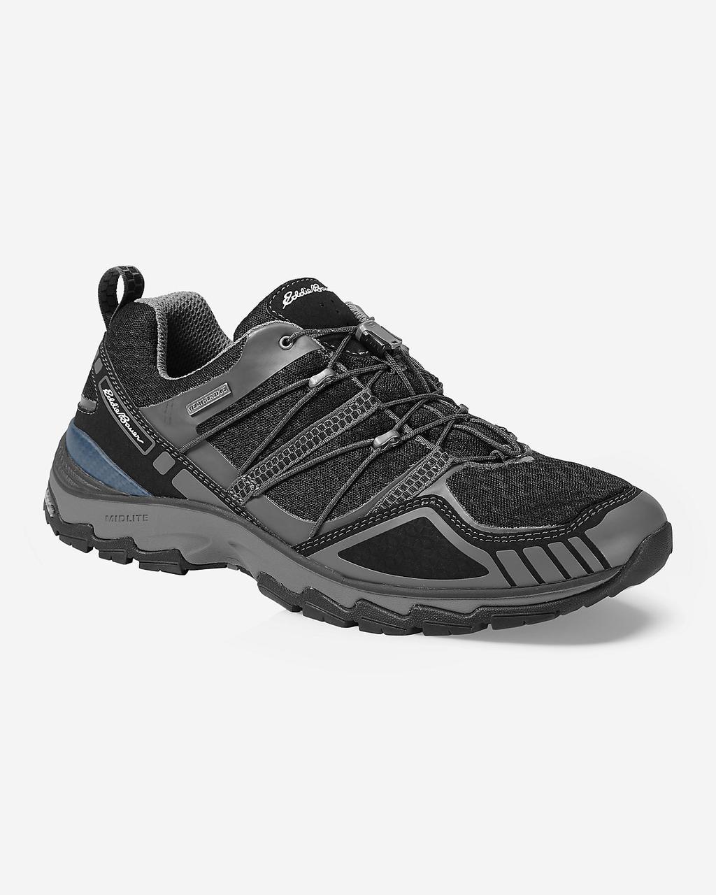 Мужские кроссовки  Eddie Bauer Mens Ridgeline Trail Pro BLACK