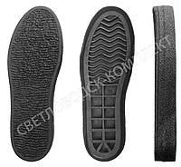 Подошва для обуви Люси-4 (Lusi-4) ТР, цв. чёрный 41