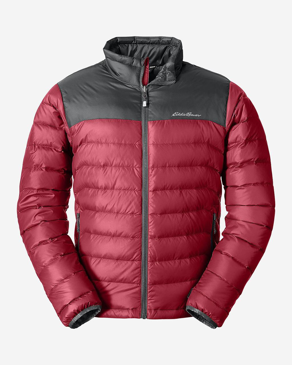 Куртка Eddie Bauer Men Boundary Pass Down SCARLET