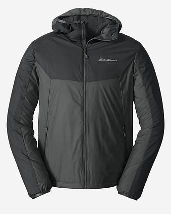 Куртка Eddie Bauer Mens IgniteLite Flux 60 Hooded DK SMOKE, фото 2