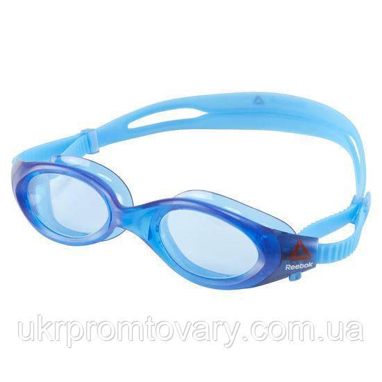 Очки для плавания Рибок ONE Series синие reebok
