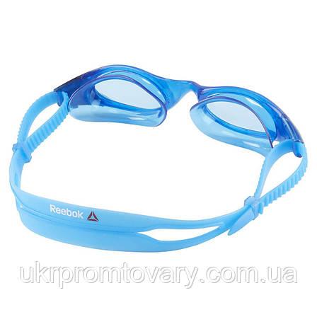Очки для плавания Рибок ONE Series синие reebok, фото 2