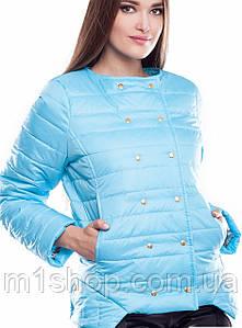 Женская короткая демисезонная куртка (Беверли kr)