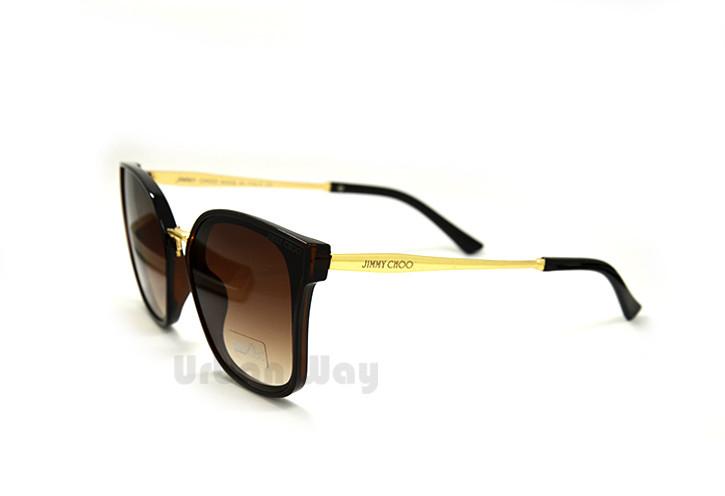 dec4cbeebb14 Стильные женские солнцезащитные очки Jimmy Choo - Интернет - магазин
