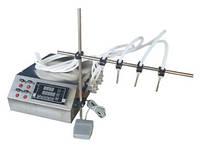 Оборудование установка розлива жидкостей на 2 сопла