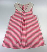 Летнее платье для девочки.  Размеры  80