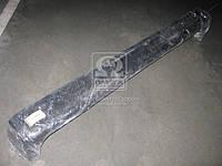 Бампер ГАЗ-2705 Рута, СОБОЛЬ задний черный  2705-2804012-30ДК