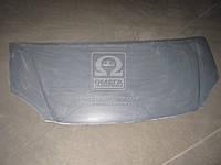 Капот ГАЗ-3302 Газель новый образца, стекло пластиковая  3302-840201200ДК