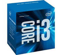 Процессор Intel Core i3 (LGA1151) i3-6100 Box 2x3,7 GHz HD Graphic 530 (1050 MHz)
