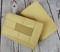 Кошелек женский из кожи Dr. Bond. Женский кожаный бумажник. Женское портмоне. КД2, фото 1