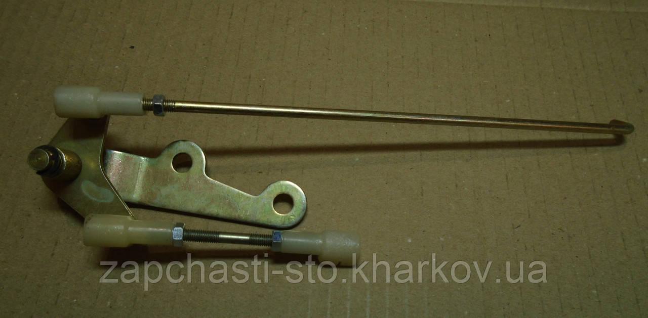 Тяги привода карбюратора в сборе ВАЗ 2101-2107 Солекс