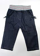 Легкие джинсовые брючки на девочку