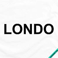 Рисунки на текстильные изделия London [7 размеров в ассортименте] (Тип материала Матовый)