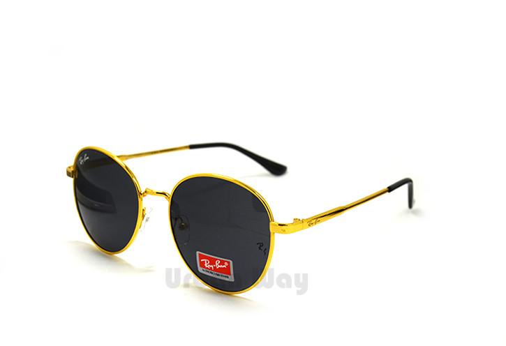 0e34ed32b799 Мужские Солнцезащитные Очки Ray Ban, в Круглой Оправе — в Категории