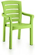 Пластиковые стулья, табуреты, кресла