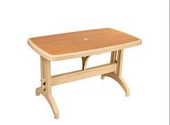 Пластиковые столы для кафе, сада и дома