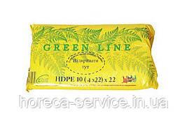 Пакеты фасовочные Green Line  14х26 1000 шт.