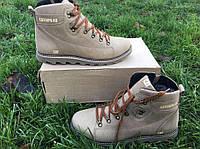 Модные мужские ботинки CAT